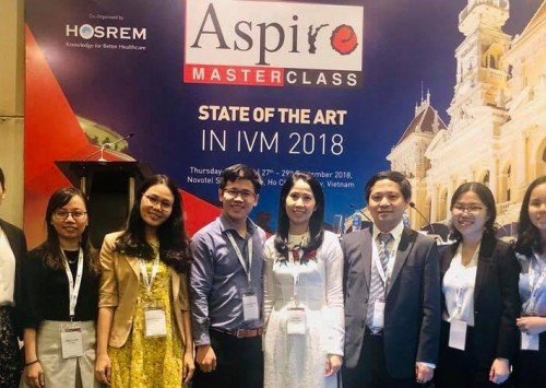 ASPIRE MASTER CLASS: STATE OF THE ART IN IVM 2018