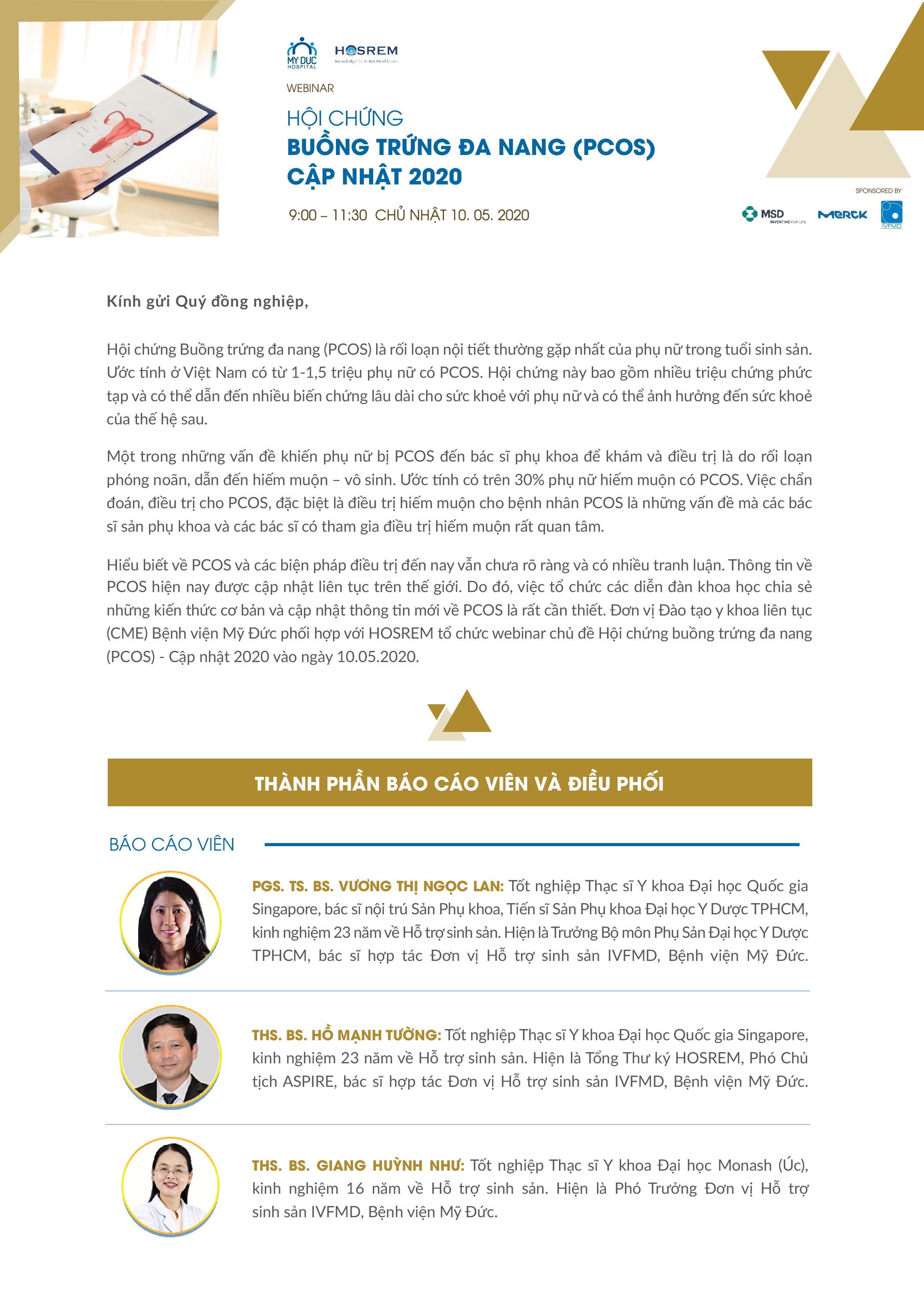 Webinar PCOS - Thông tin chương trình-01